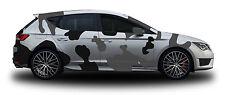 Camo 01 XXL Camouflage Auto Folien Aufkleber Set Tuning Muster Design (2 FARBEN)