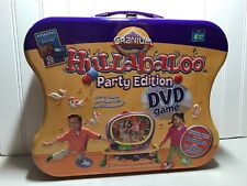 Hullabaloo by Cranium game for kids dance wiggle giggle play pads DVD backpack