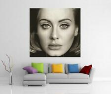 ADELE 25 GIANT WALL ART PHOTO PICTURE PRINT POSTER