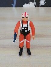 Luke Skywalker X-Wing Pilot Vintage Star Wars Figure! ( ref G74)
