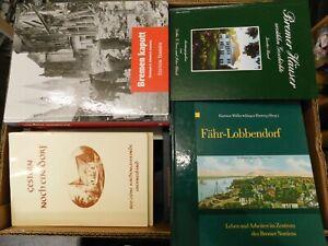 55 Bücher Bremen Bremensien bremer Geschichte Anekdoten Reiseführer