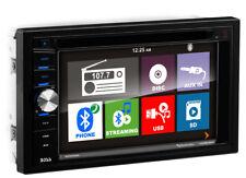 "BOSS BV9366B 6.2"" Double-DIN In-Dash Car Touchscreen DVD USB Receiver Bluetooth"
