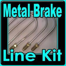 GM car Metal Brake Line Kit 1985 1986 1987 1988 1989 1990 1991 1992 1993 FWD