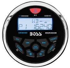 Boss Audio Mckgb350b.6 Marine-gauge System With Mechless Am/fm Receiver,