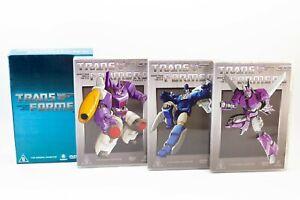Hasbro Transformers Generation 1 DVD Box Set Series 3.1 Collection 4