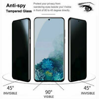 For Samsung Galaxy S20 FE 5G Privacy Anti-Spy 9H Tempered Glass Screen Protector