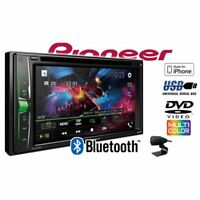 Pioneer AVH-A200BT autoradio 2 DIN DVD bluetooth Usb