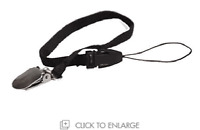 Pedometer Safety Leash for Pedometers. Prevents Loss