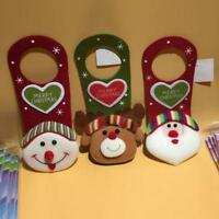 Festive Christmas Ornaments Christmas Products Toy Door Holiday Home Decor MP