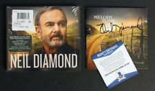 "NEIL DIAMOND SIGNED Autographed ""Melody Road"" CD w/ BECKETT COA!"