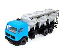 Wiking 575/1   Mercedes-Benz 2244  Silo-LKW - lichtblau