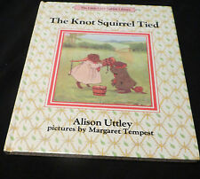 Little Grey Rabbit Library The Knot Squirrel Tied by Alison Uttley HB 1988  OOP