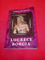 Lucrèce Borgia - Maria Bellonci - Le livre de Poche (1957)