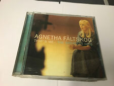 Agnetha Fältskog : That's Me: THE GREATEST HITS CD (1999) [T10]