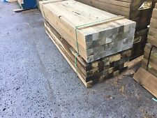 Treated Pine H4 90 x 90 Decking Post Stumps Bearer Joist Merbau
