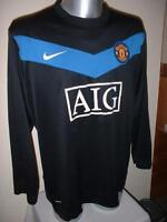 Manchester United L/S Man Utd Jersey Shirt Adult XXL Soccer Football Nike Top