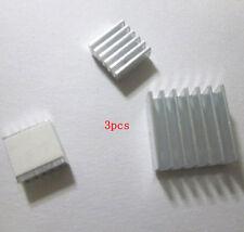 4pcs 43*43*12mm AAVID Thermalloy Heatsink with Self Adhesive pad #CVK-4