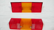 FORD FALCON XA GT GS COUPE TAIL LIGHT LENSES PAIR NEW REPRO ALSO SUIT RPO 351
