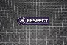 UEFA RESPECT BADGES / PATCHES 2009 - 2011