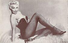 Pin Up- Semi Nude- Vendor Exhibit / Arcade Placards- Fishnet Stockings- 30s-50s