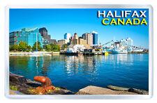 HALIFAX NOVA SCOTIA CANADA FRIDGE MAGNET SOUVENIR IMAN NEVERA