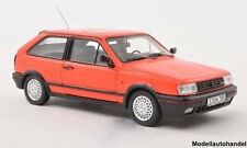 Vw polo IIF Coupe g40 rouge clair 1991 1:43 Neo 45795