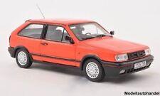 VW Polo IIF Coupe G40 hellrot 1991 1:43 Neo 45795