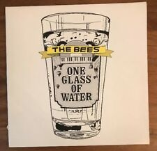"The Bees - One Glass Of Water 7"" Vinyl, Promo Copy, Never Used Or Played"