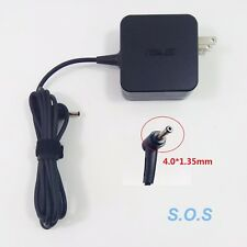 Charger Adapter ADP-45DW A AD883J20 for ASUS Zenbook Vivobook 45W 19V 2.37A 4mm