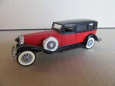 571G Solido 156 Duesenberg J 1931 Rouge 1:43