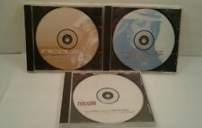 Lot of 3 Nicole CD Singles: Eyes Better Not Wander, I Can't See, Make It Hot