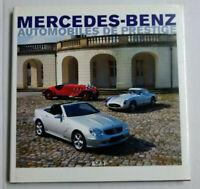 Livre Automobile Mercedes-Benz Automobiles De Prestige Dennis Adler
