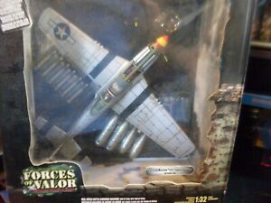 Forces Of Valor U S P-51D Mustang 363rd Fighter Squadron Normandy 1944 1:32