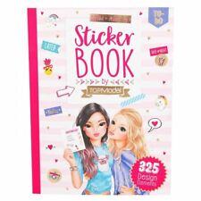 TOPModel Model Sticker Booklet