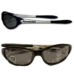 Las Vegas Raiders NFL Sleek Wrap Sunglasses -UV 400 Protection- Kids