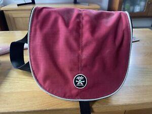 Crumpler Camera Bag - Muffin Top 3000 Red
