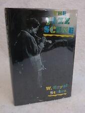 W. Royal Stokes THE JAZZ SCENE 1991 1stEd Oxford Univ. Press Illust'd HC/DJ