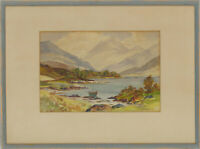 H. I. Kerr - Framed Mid 20th Century Watercolour, View of Loch Lomond