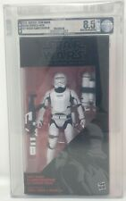 "Star Wars Black Series ""1st Order Flametrooper"" #16 AFA U8.5 (Archival)"