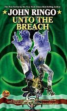 Unto The Breach (Paladin Of Shadows, Book 4) By John Ringo - Paperback Very Good