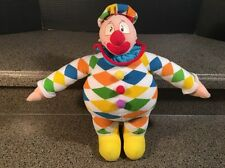 "2006 Kellytoy Popeye & Pals Wimpy Clown Plush 12"""