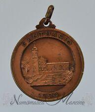 Medaglia Santuario S. Vittore S. Corona 1096