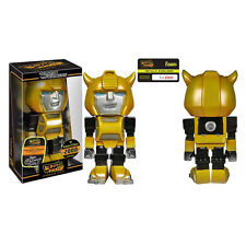 Funko Hikari Sofubi Transformers Bumblebee Metallic Limited Edition Figure #4648