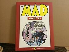 MAD ARCHIVES VOL 2 HC (Collects Mad Magazine #7 - 12)