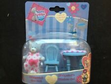 TATTY TEDDY BEAR BLUE NOSE FRIENDS KITTYWINK CAT KITCHEN PLAYSET COLLECTORS