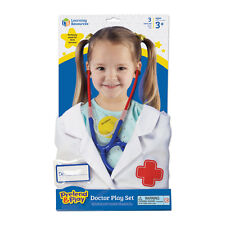 RESSOURCES D'APPRENTISSAGE semblant & Play Doctor PLAY SET NEW