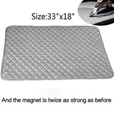 Ironing Blanket Magnetic Pad Laundry Mat Cotton Ironing Ironing Pad 33×18' SL