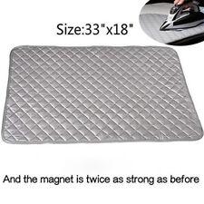 Ironing Blanket Magnetic Pad Laundry Mat Cotton Ironing Ironing Pad 33×18' Sl