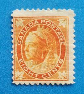 Canada stamp Scott #72 MRG good bright colors. Good perforations.