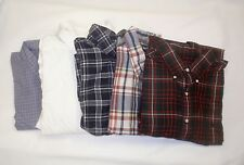 RALPH LAUREN Mens lot of 5 Casual Cotton Shirts Size XXL, 2XL
